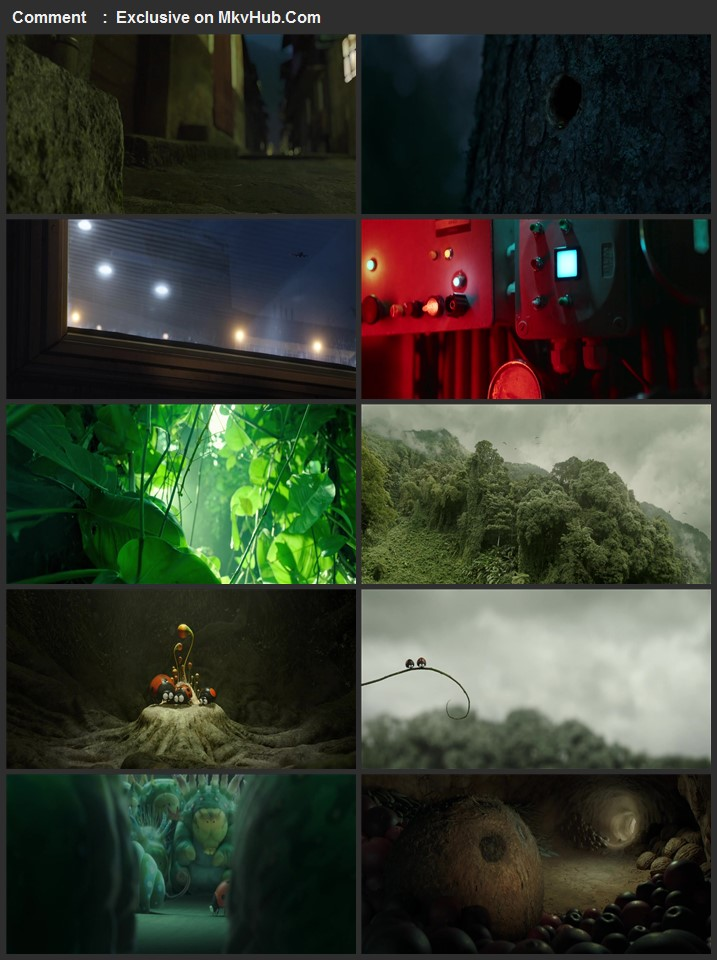 A Minuscule Adventure 2018 English 720p WEB-DL 800MB Download
