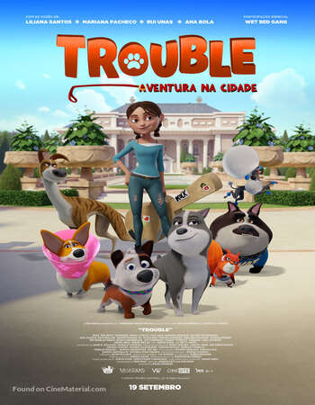 Trouble 2019 English 720p WEB-DL 750MB