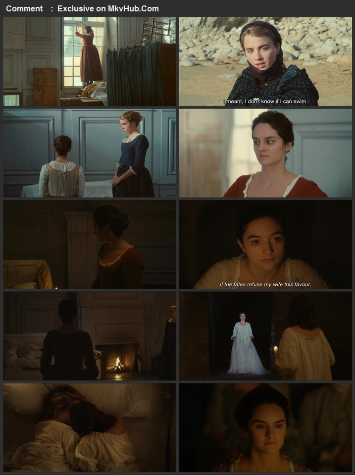 Portrait of a Lady on Fire 2019 French 720p BluRay 1GB Download