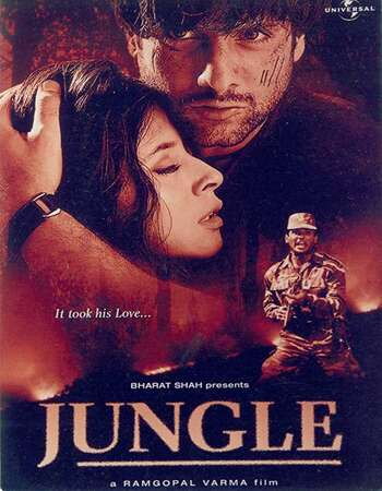 Jungle (2000) Hindi 450MB HDTV 480p Downlaod