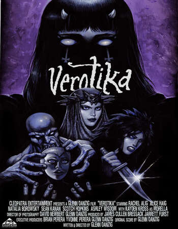 Verotika 2019 English 720p WEB-DL 800MB ESubs