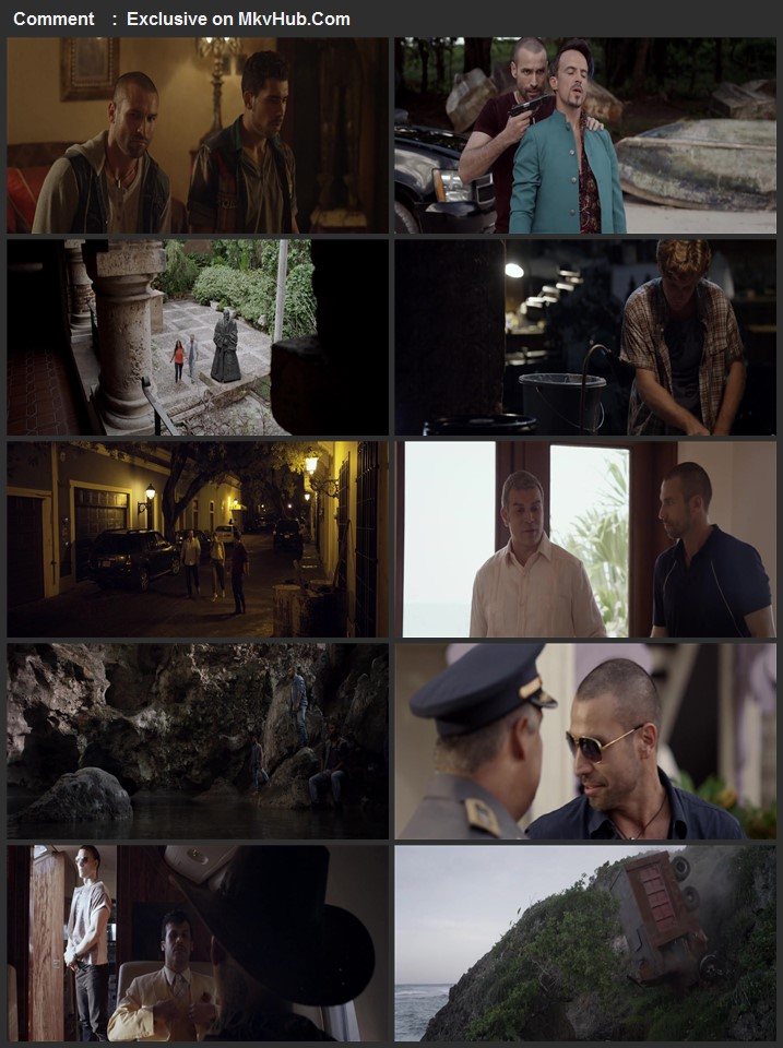 Narco Soldiers 2019 English 720p BluRay 850MB Download