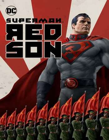 Superman: Red Son 2020 English 720p WEBRip 750MB ESubs