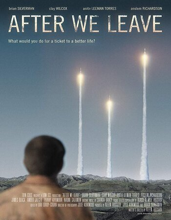 After We Leave 2019 English 720p WEB-DL 750MB ESubs Download