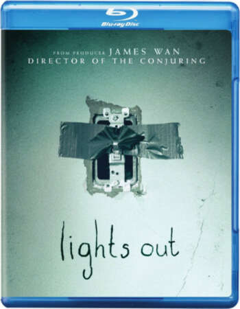 Lights Out (2016) Dual Audio Hindi 720p BluRay x264 750MB Full Movie Download