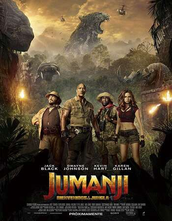 Jumanji The Next Level (2019) Dual Audio Hindi 480p WEB-DL 400MB ESubs Movie Download