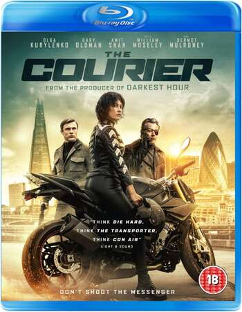 The Courier 2019 Dual Audio Hindi ORG 480p BluRay x264 350MB ESubs