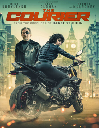 The Courier 2019 Dual Audio [Hindi-English] 720p BluRay 1GB Download
