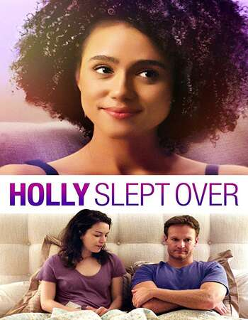 Holly Slept Over 2020 English 720p WEB-DL 750MB Download