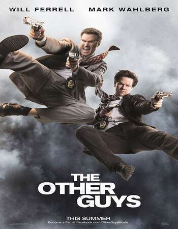 The Other Guys 2010 Dual Audio [Hindi-English] 720p BluRay 950MB Download