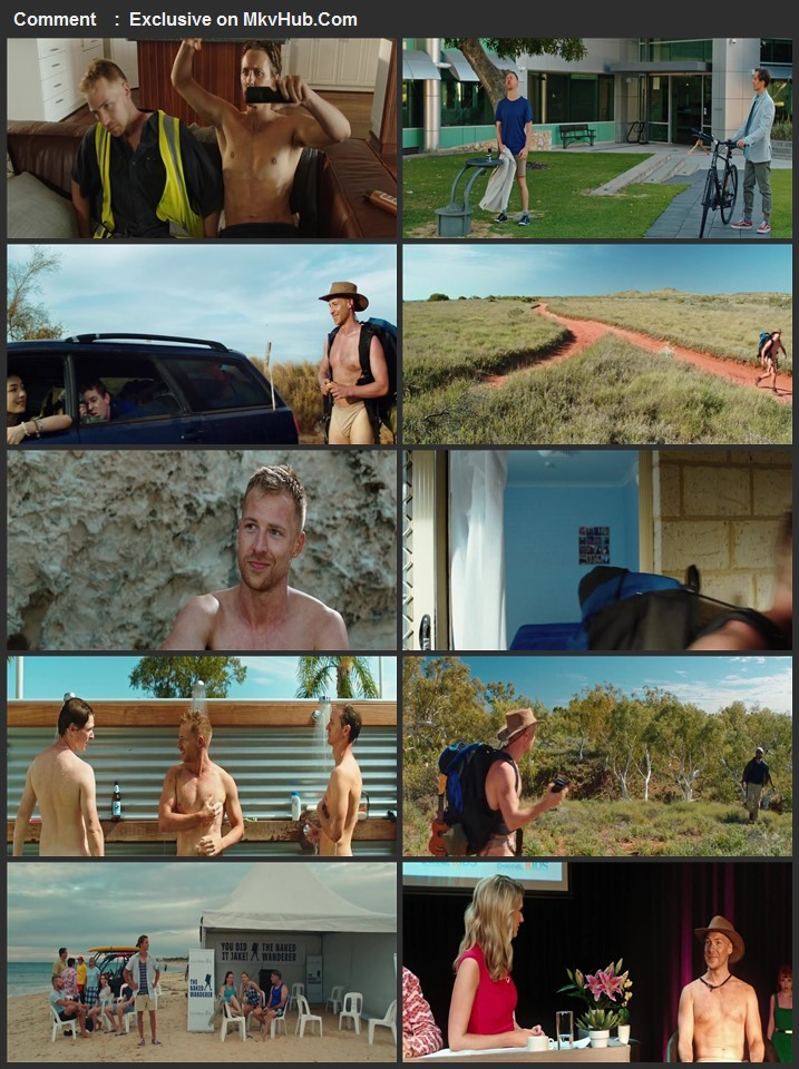 The Naked Wanderer 2019 English 720p WEB-DL 900MB Download