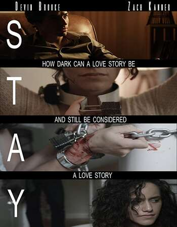 Stay 2019 English 720p WEB-DL 800MB Download