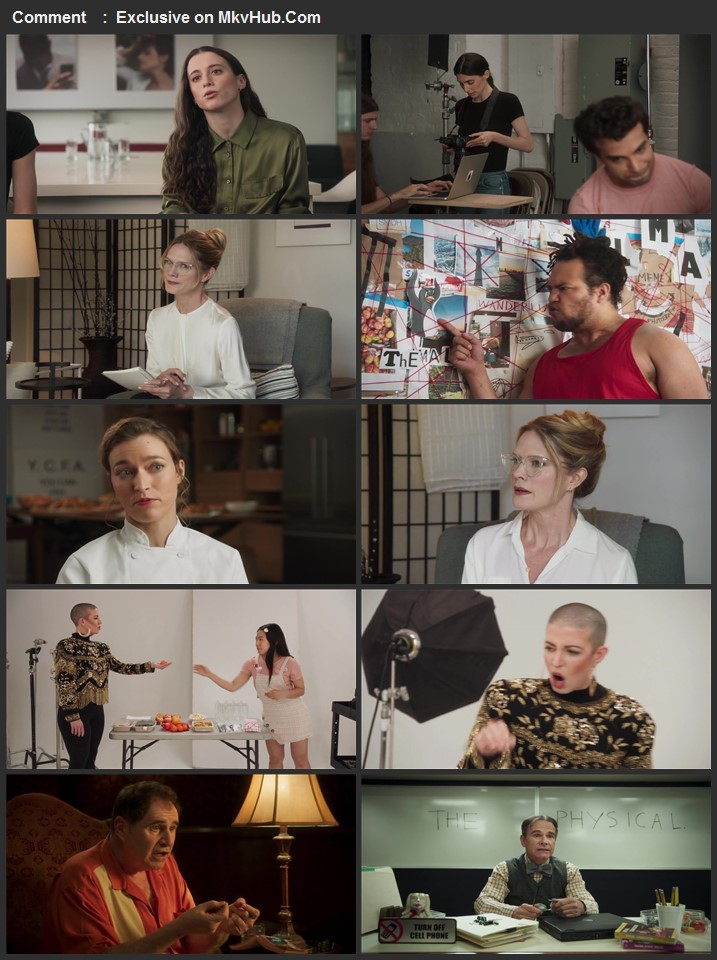 The Social Ones 2019 English 720p WEB-DL 750MB Download