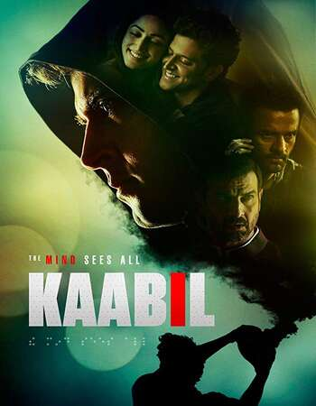 Kaabil (2017) Hindi 720p WEB-DL 1GB Full Movie Download