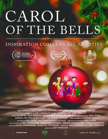 Carol of the Bells 2019 English 720p WEB-DL 900MB Download