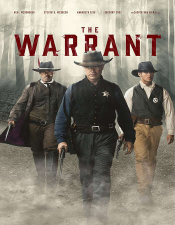 The Warrant 2020 English 720p WEB-DL 750MB Download