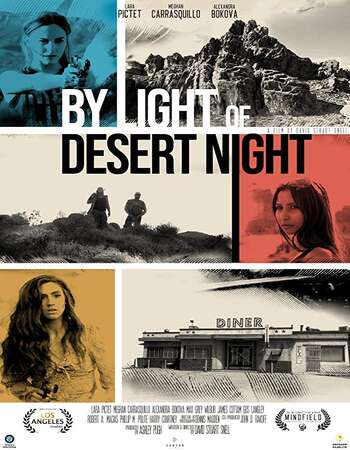 By Light of Desert Night 2020 English 720p WEB-DL 800MB ESubs Download