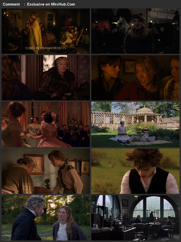Little Women 2019 English 1080p BluRay 2.2GB Download