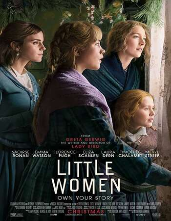 Little Women (2019) English 720p WEB-DL x264 1.1GB Full Movie Download