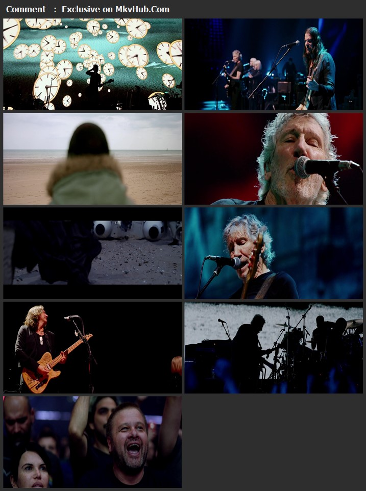 Roger Waters Us Them 2019 English 720p WEB-DL 1GB MSubs Download