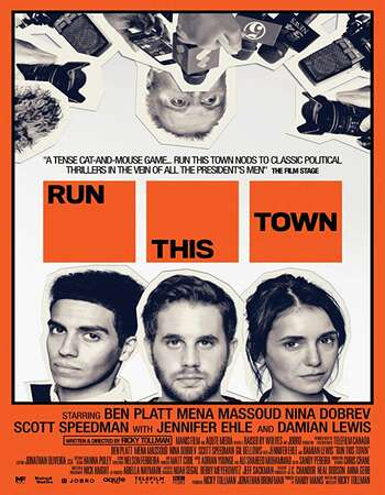 Run This Town 2019 English 720p WEB-DL 850MB Download