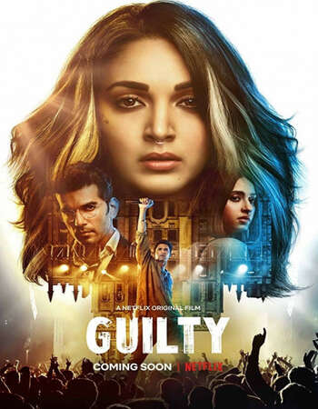 Guilty (2020) Hindi 720p WEB-DL x264 950MB Full Movie Download