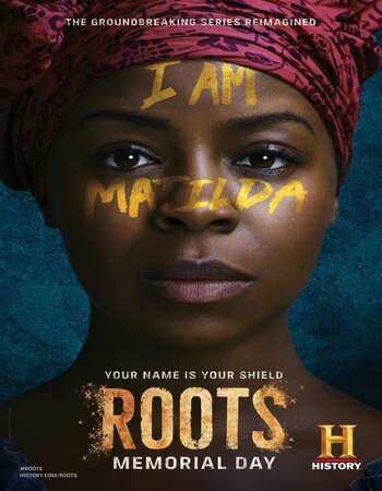 Roots (2016) Part 2 Dual Audio Hindi 720p BluRay x264 950MB ESubs Movie Download