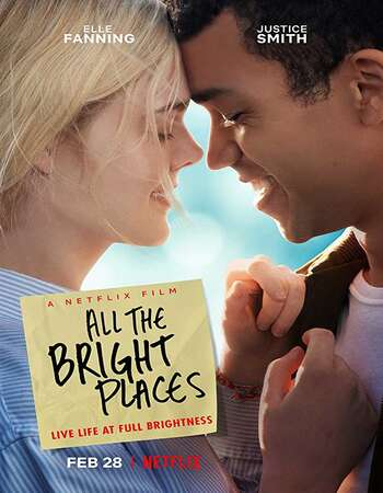 All the Bright Places (2020) English 720p WEB-DL x264 850MB Full Movie Download