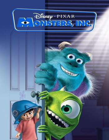 Monsters, Inc. (2001) Dual Audio Hindi 720p BluRay x264 800MB Full Movie Download