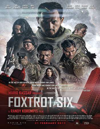Foxtrot Six (2019) English 720p WEB-DL x264 950MB Full Movie Download