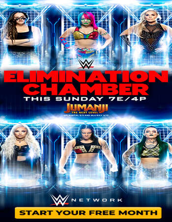 WWE Elimination Chamber 2020 720p PPV WEBRip 1.9GB