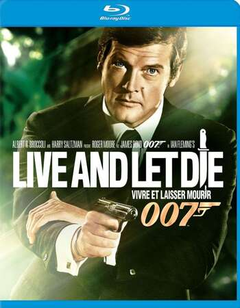 Live and Let Die (1973) Dual Audio Hindi 720p BluRay x264 1.1GB Full Movie Download
