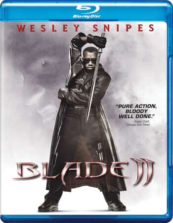 Blade II (2002) Dual Audio Hindi 720p BluRay x264 1.1GB Full Movie Download