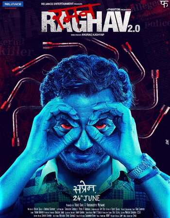 Raman Raghav 2.0 (2016) Hindi 480p BluRay x264 400MB