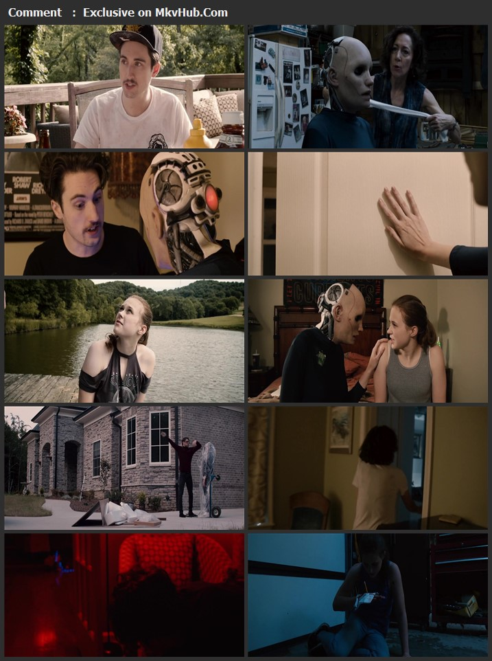 The Alpha Test 2020 English 720p WEB-DL 750MB Download