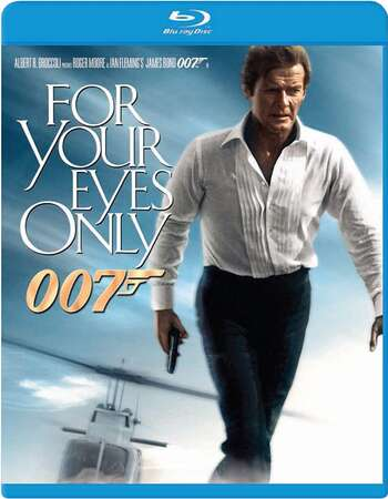 For Your Eyes Only (1981) Dual Audio Hindi 720p BluRay x264 1.1GB Full Movie Download