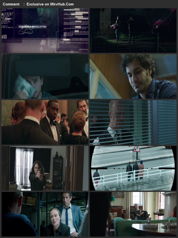Spooks The Greater Good 2015 Dual Audio [Hindi-English] 720p BluRay 950MB ESubs Download