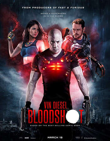 Bloodshot (2020) Dual Audio Hindi 480p WEB-DL x264 350MB Full Movie Download