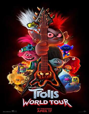 Trolls World Tour 2020 English 1080p BluRay 1.5GB Download