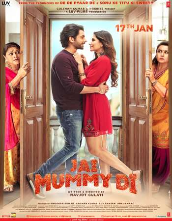 Jai Mummy Di (2020) Hindi 720p HDRip x264 800MB Full Movie Download