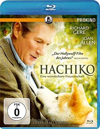 Hachi: A Dog's Tale (2009) English 480p BluRay x264 300MB ESubs Full Movie Download
