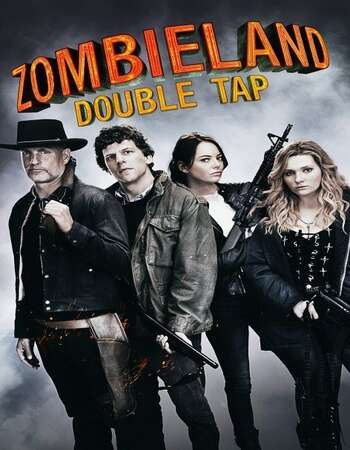 Zombieland: Double Tap 2019 Dual Audio [Hindi-English] 720p BluRay 900MB Download