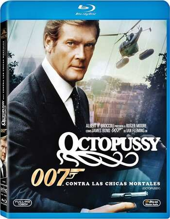 Octopussy (1983) Dual Audio Hindi 720p BluRay x264 1.2GB Full Movie Download