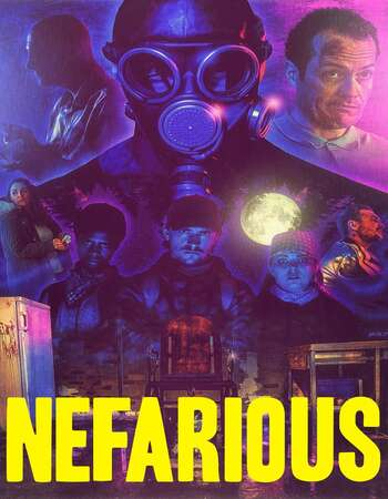 Nefarious 2019 English 1080p WEB-DL 1.30GB Download