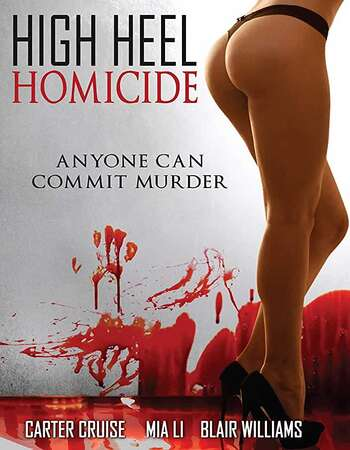 High Heel Homicide (2017) English 720p WEB-DL x264 700MB Full Movie Download