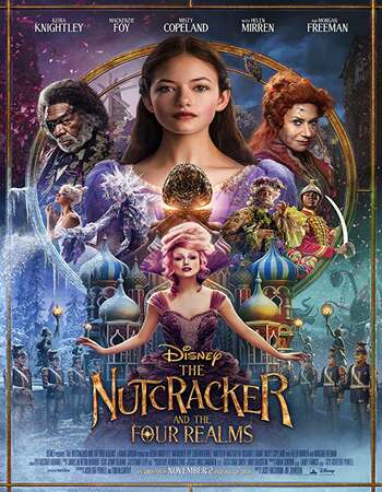The Nutcracker and the Four Realms 2018 Dual Audio [Hindi-English] 720p BluRay 1GB Download