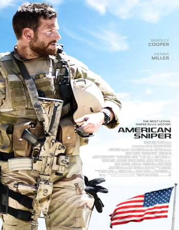 American Sniper 2014 English 720p BluRay 900MB ESubs