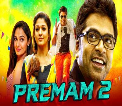 Premam 2 (2020) Hindi Dubbed 720p HDRip x264 850MB Movie Download