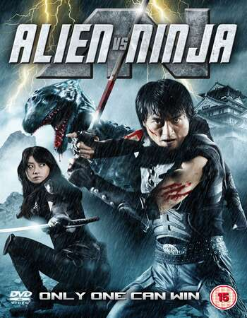 Alien vs. Ninja 2010 Dual Audio [Hindi-English] 720p WEB-DL 600MB Download