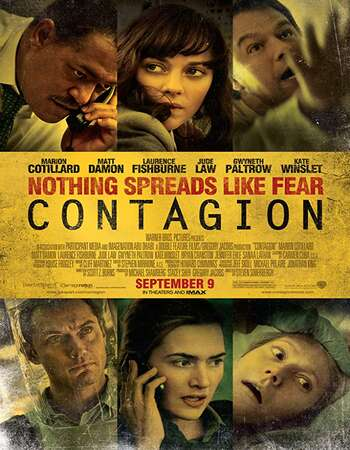 Contagion 2011 English 720p BluRay 900MB MSubs